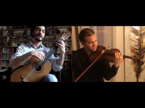 Piazzolla Histoire du Tango Gabriel Bianco- Romuald Grimbert Barre
