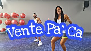 "Download Video Ricky Martin ft. Maluma - ""Vente Pa' Ca"" //ZUMBA//DANCE//FITNESS// Choreo by Flurim & Anka MP3 3GP MP4"