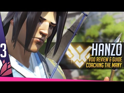 GM HANZO Review & Guide - Coaching the Many [P3] + Bonus World Cup Talk