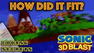 SONIC 3D's Intro Sequence Is Impossible To Fit On A Cartridge - Right?