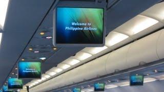 PINOY TRAVEL Ep. 14 : Philippine Airlines Flight - Cebu to Manila | Part 1/2 |