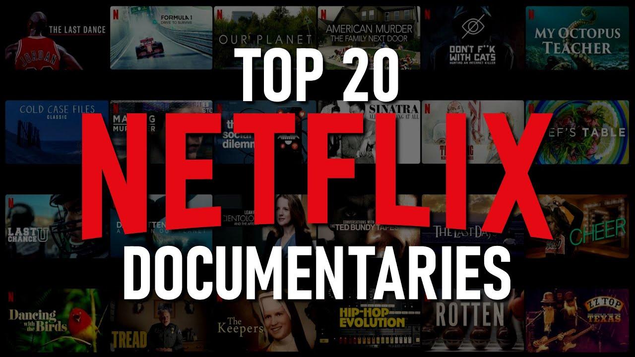 Download Top 20 Best Netflix Documentaries to Watch Now! 2021