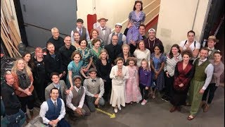 To the Cast of Anastasia Broadway, With Love from the U.S. Tour    ANASTASIA The Musical