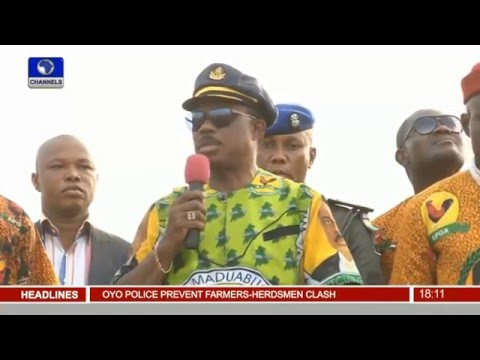 Gov. Obiano Inaugurates Anambra North Party Exco