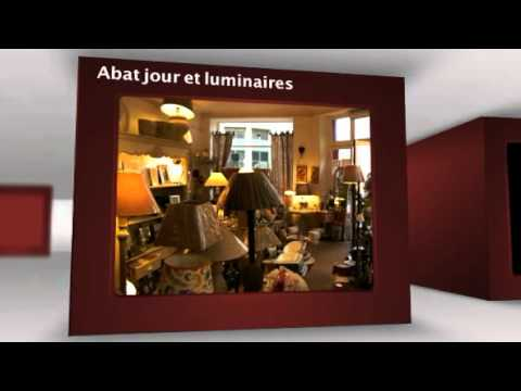 magasin caliko angers meubles et luminaires youtube. Black Bedroom Furniture Sets. Home Design Ideas