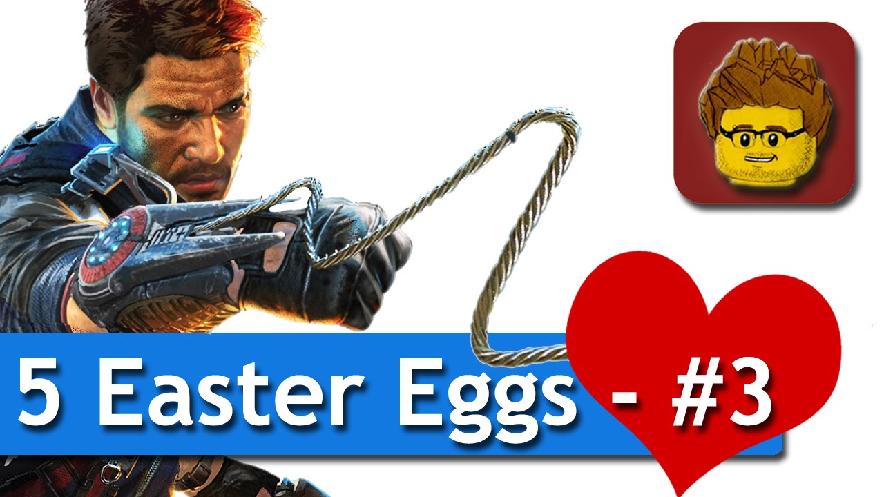 easter eggs in spielen