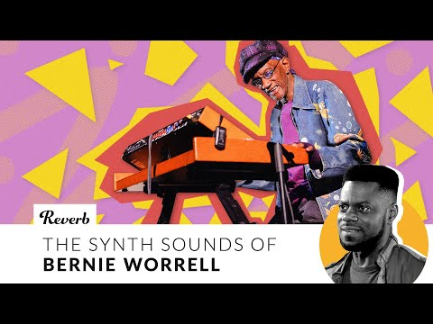The Synth Sounds Of Parliament-Funkadelic's Bernie Worrell | Reverb