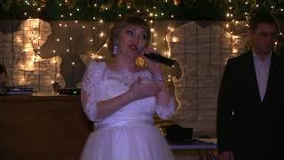 Сюрприз для жениха, невеста поет мужу на свадьбе!!!