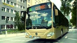 Mercedes-Benz Citaro: Bus of the Year 2013