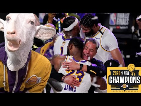 KOBE & GIGI THIS IS FOR YOU!!! LAKERS vs HEAT NBA FINALS GAME 6 HIGHLIGHTS