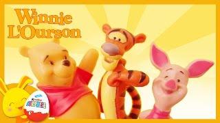 Winnie l'ourson - Jouets pour enfants - Les personnages - Titounis