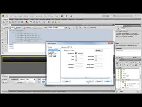 Adobe Fireworks Tutorial: Web 2 0 Navigation Menu Using an Image Sprite Lesson 2