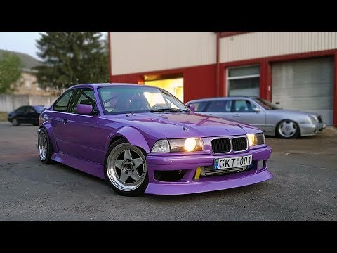E36 DIESEL DRIFT CAR IS BACK