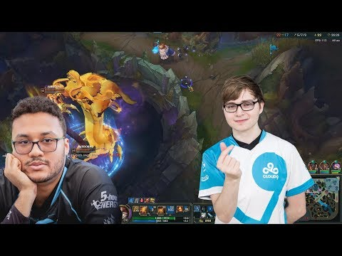 Best of Sneaky and Aphromoo duoQ #3