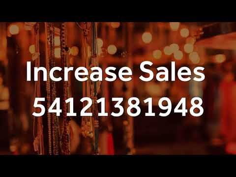 How to Increase Sales with Grabovoi Numbers - 54121381948