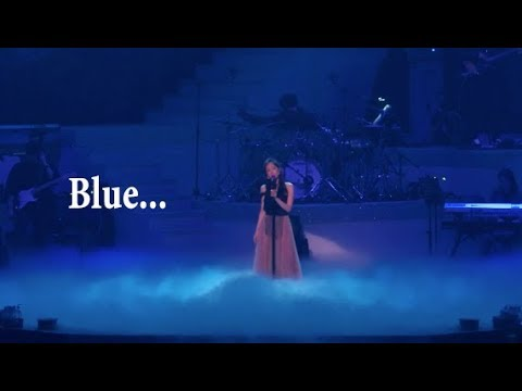 [4K] Taeyeon - Blue (파란 색) - 'S One  Encore Concert In Seoul 190323