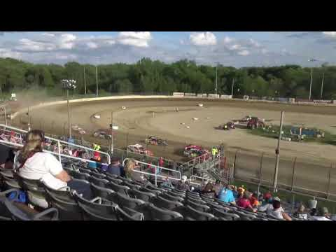 5-25-19  PLYMOUTH SPEEDWAY, PLYMOUTH, IN  MOD - H2