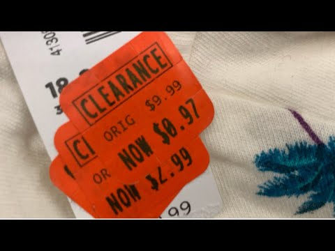 Old Navy Huge Clearance Sale! ENTIRE STORE ON SALE!  $0.97 Clothing Items