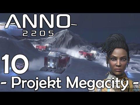 INTELLI-WEAR?! - ANNO 2205 Projekt Megacity #10 [1080p60/Deutsch]