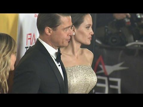 Брэд Питт и Анджелина Джоли воссоединились
