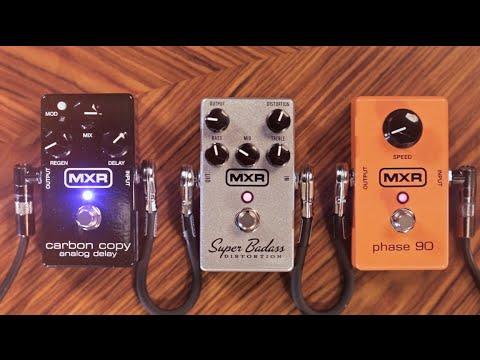 MXR | A Tasty Combination