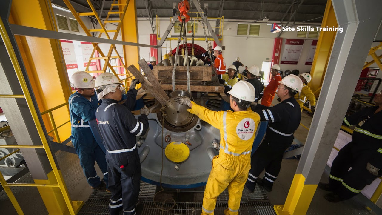 General Electric, Granite International Power Generation Training | Site  Skills Training
