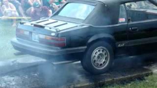2010 Slammin & Jammin Burnout Contest [pt 7]
