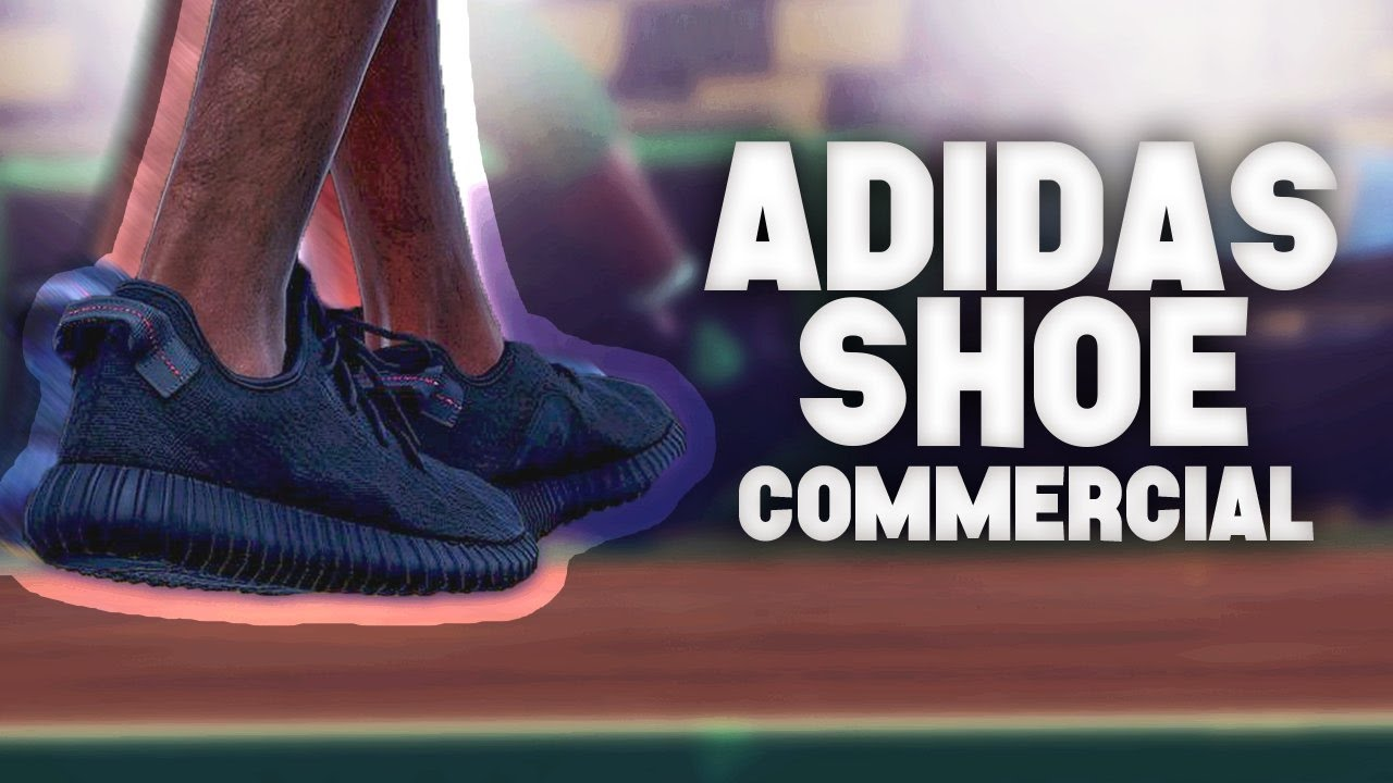 OFFICIAL ADIDAS SIGNATURE SHOE ENDORSEMENT COMMERCIAL | PIRATE BLACK  YEEZY's | NBA 2k17 MyCareer