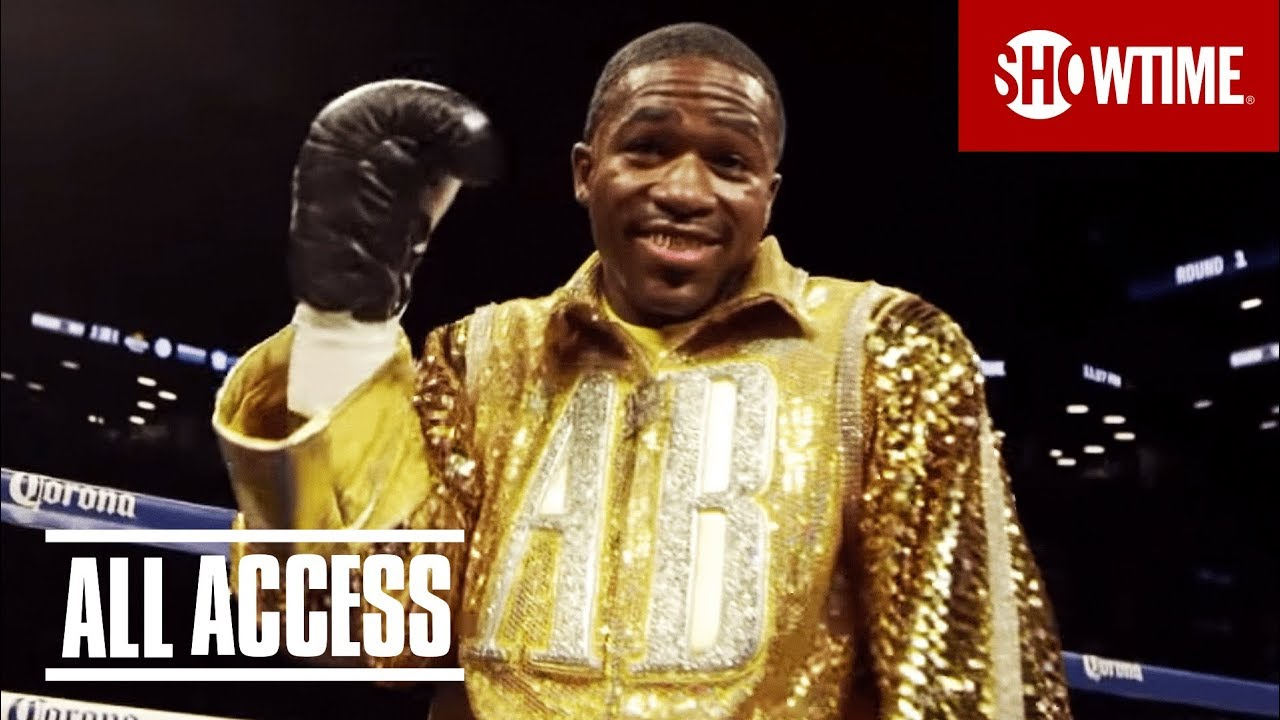 ALL ACCESS: Adrien Broner vs. Marcos Maidana | SHOWTIME