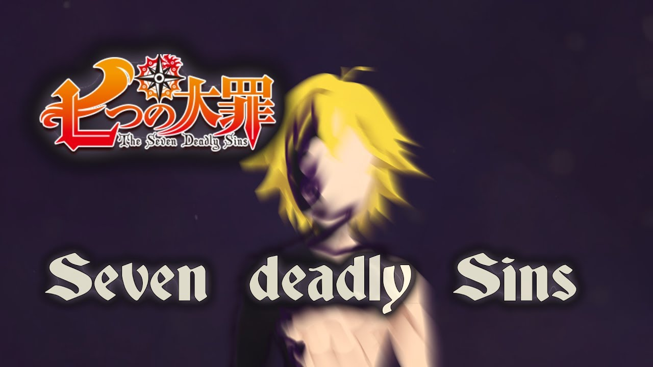 the breakdown of the seven deadly sins