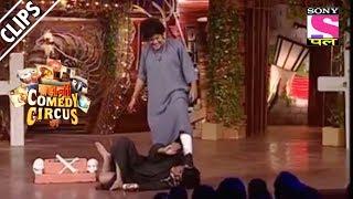 Krushna Troubles Ghost Specialist Sudesh  Kahani Comedy Circus Ki