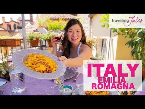 ITALY: Adventures in Emilia Romagna (Bologna, Parma, Modena, Ravenna & San Marino)