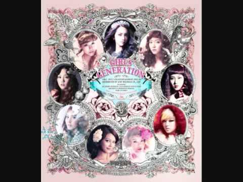 SNSD - The Boys (Korean Version) Audio + Lyrics