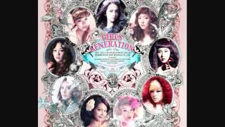 SNSD - The Boys (Korean Version) Audio + Lyrics
