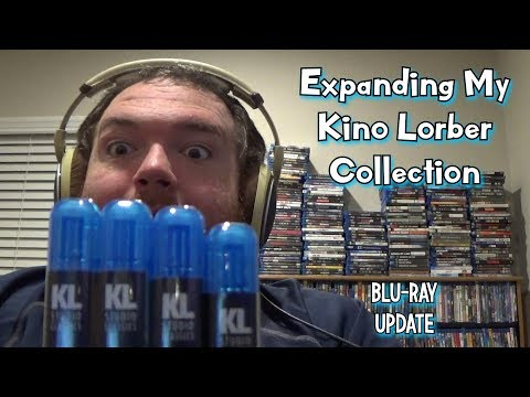 Expanding My Kino Lorber Collection - Blu-ray Update