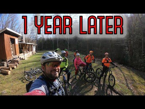 My Birthday Ride - Eagleton Mine Camp Trails - 11/16/19