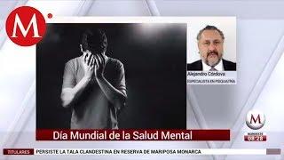 Día Mundial de la Salud Mental: Alejandro Córdova