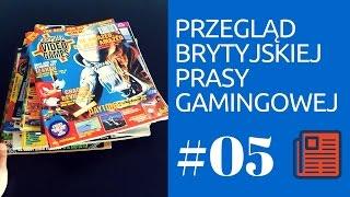 Przegląd prasy gamingowej w Wielkiej Brytanii #05