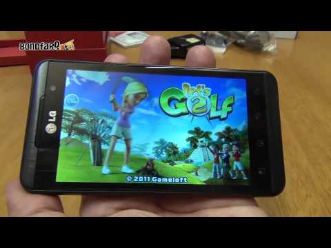 LG Optimus 3D - Review