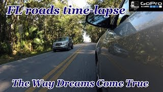 Homosassa to Gainesville Drive | US19 Timelapse Drive | GoPro HD