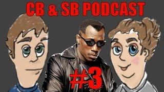 CB & SB Einen Film Ansehen #3: Blade 2: Klinge Härter