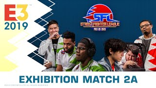 STREET FIGHTER LEAGUE: Pro-US 2019 - Exhibition 2a (Live From E3)