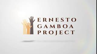 Ernesto Gamboa LOGO animation