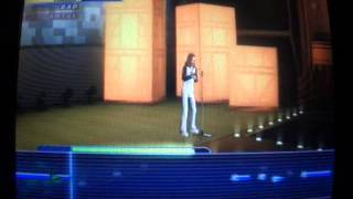 Karaoke Revolution Presents: American Idol Encore 2-Maneater by Hall and Oates-Hard Vocals