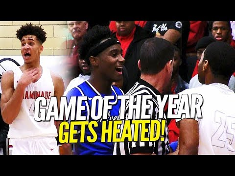 THEY CAN'T HANDLE ME, IT'S OVER WITH! Vashon VS Chaminade Go