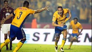 Tigres CampeÓn Apertura 2016   Final Navideña  - Tigres Vs. América