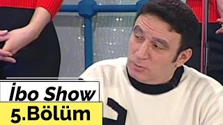 Gambar cover İbo Show - 5. Bölüm (Mustafa Topaloğlu - Oğuz Yılmaz) (2002)