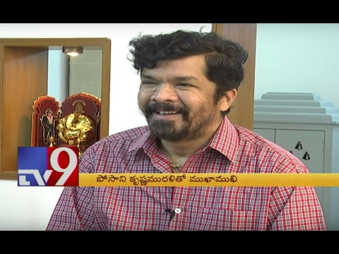 The unpredictable Posani Krishna Murali ! - Mukha Mukhi - TV9