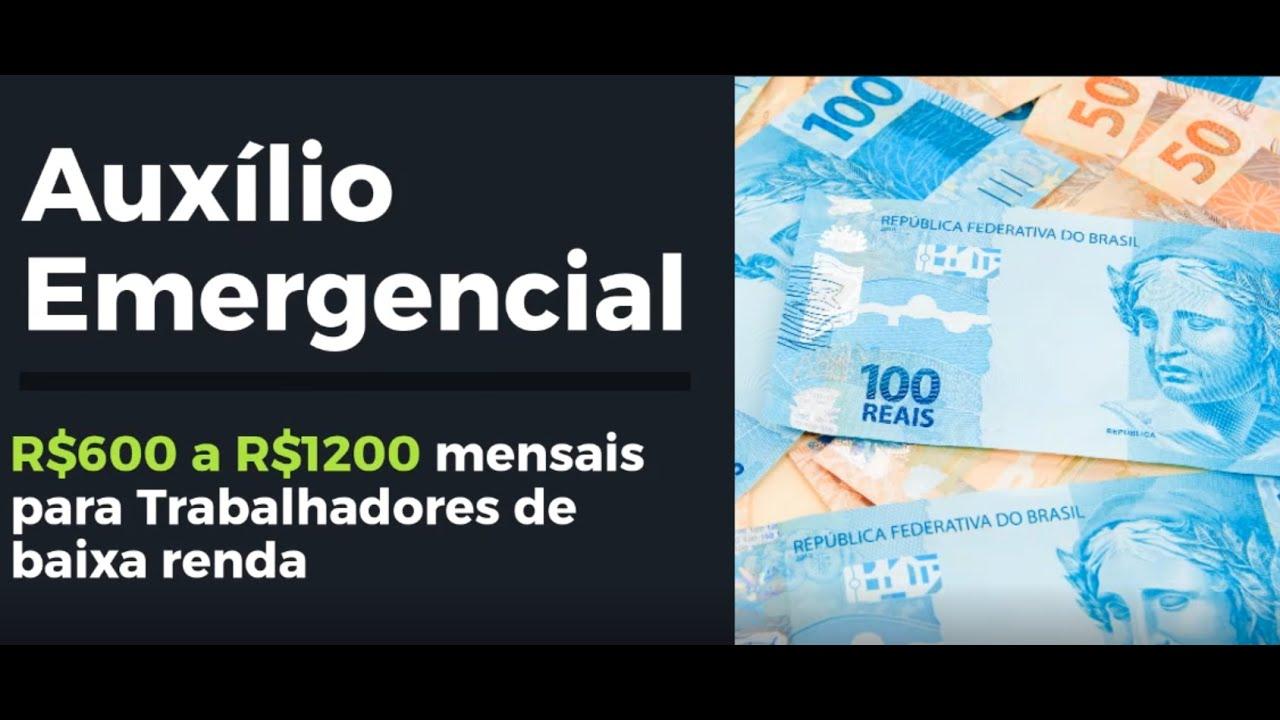 Tire todas as suas dúvidas sobre o auxílio de R$ 1200 do Governo ...