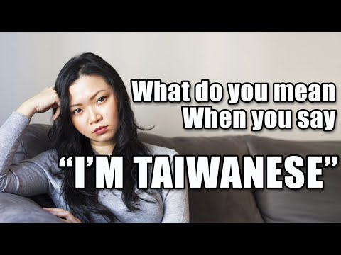 Taiwanese Identity: Who We Are is Beyond Politics
